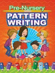 Pre-Nursery Pattern Writing Book