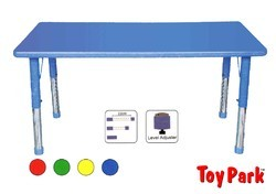 ADJUSTABLE RECTANGULAR TABLE (F 814)