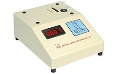 Microprocessor Based Colorimeter, 116 Systronics