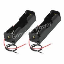 Single Battery Holder for 18650