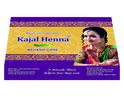 Kajal Henna Special Bridal Mehandi Cone Silver Wrapper