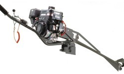 Outboard 4 Stroke Engine with Long Tail Shaft