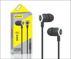 Troops TP-7057 Dynamic Sound Earphone With Mic