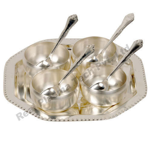 Tableware Silver Plated Coating Services  sc 1 st  Real Plasma Tech Pvt. Ltd. & Silver Plated Coating Services - Cutlery Silver Plated Coating ...