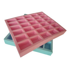 Standard Silicone Soap Moulds