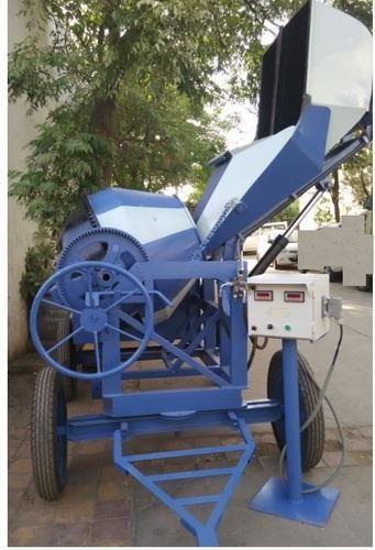 Digital Concrete Mixer Machine