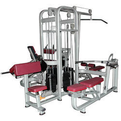 Commercial Use 4 Stack 8 Workout Multi Gym
