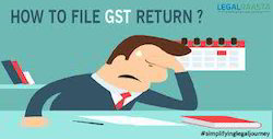 Filing Of GST Return- Monthly Basis