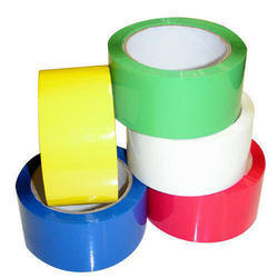 Colored BOPP Tapes
