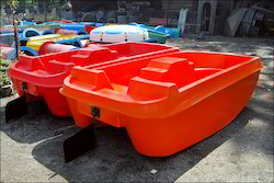 6 Seater Paddle Boats