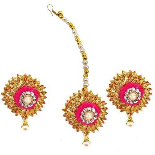 b7642744c Gota Patti Jewellery in Jaipur, गोटा पट्टी ज्वैलरी, जयपुर, Rajasthan   Get  Latest Price from Suppliers of Gota Patti Jewellery, ...