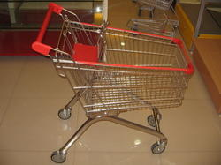 Asian Style Utility Trolleys