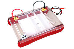 Standard - Maxi Horizontal Immersed Gel Electrophoresis with Water Circulation Unit