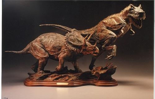 Decorative Statue Dinosaur Statue Manufacturer From New