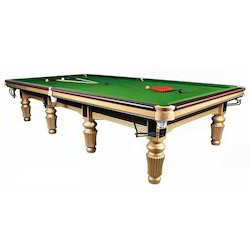Snooker Table With 4 Pcs Cue