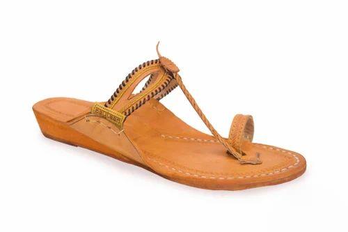 Designer Kolhapuri Slippers
