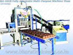 Fully Automatic Multi Purpose Plant (10 Cavity)