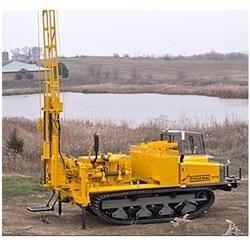 Crawler Mounted Drills Rigs