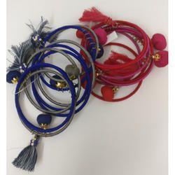 Thread Bangles