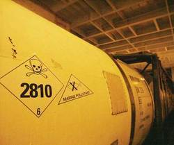 Hazardous Cargo Service