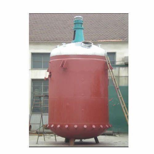 Industrial Process Reactors - Stainless Steel Reactor