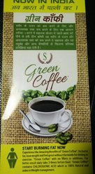 Green Coffee Powder Fat Burner Organic