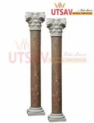 Designer Marble Pillars
