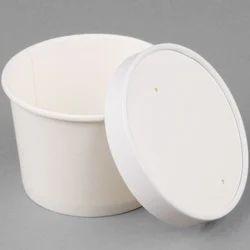 350 Ml Paper Tub