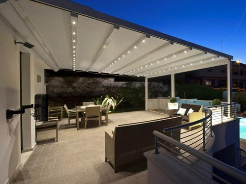 Retractable Roof Manufacturer From New Delhi
