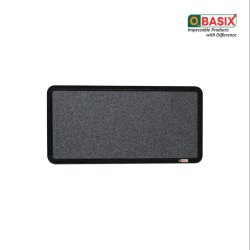 Obasix SPBMGPCB3060 Pin-Up Board Mid Grey 1x2 Feet (Notice Board)