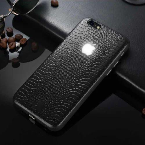 LEKE LED light Luxury Case Back Cover For Apple Iphone 6 / 7