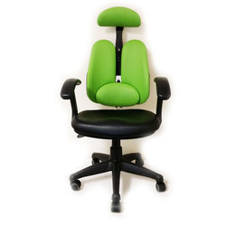 Green Duel Chair