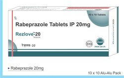 Rezlove 20 Tablets