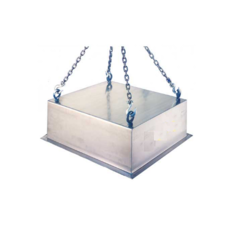 Suspended Permanent Magnet