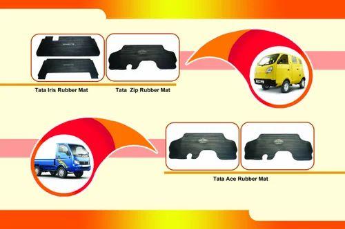 Automobile Rubber Mat Tata Iris And Tata Zip Front Rubber Floor