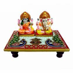 Ganesh Laxmi Marble Chawki