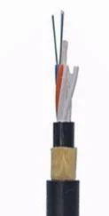 Unarmoured Fiber Optic Cable, 4 Core, Single Mode, Unitube