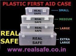 First Aid Box Plastic