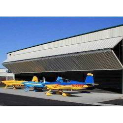 Aircraft Hangar Door. Ask For Price