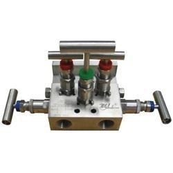 Series BBV-2 5-Valve Block and Bleed Manifold Valves