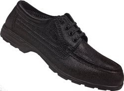 Safety Shoe Moulded PVC Steel Toe Water Proof
