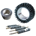 Spiral Brushes for Automobile Industry
