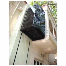 Hydraulic Wall Mounted Lift Platform