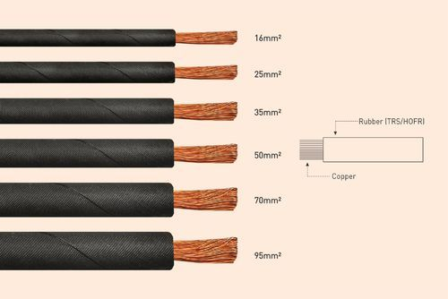 Falcon Welding Cables Trs Copper Cable Manufacturer From