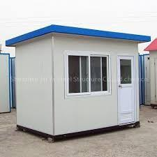 Prefabricated Puff Cabins