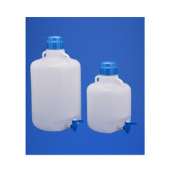 Carboys With Stopcock LDPE Medical Grade