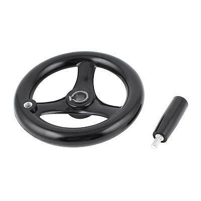 Bakelite 3-Spoked Handwheels