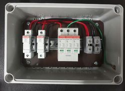 Array Junction Box (Solar)