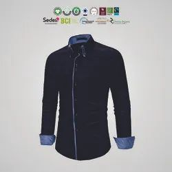 Organic cotton Mens shirts Manufacturer