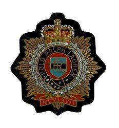 Badges & Bullion Work